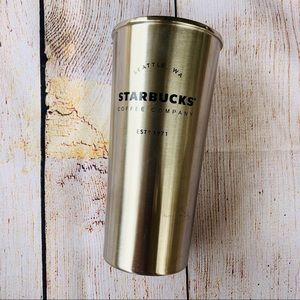 Starbucks Limited Edition Steel Cup